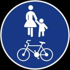 2315 - Površina za promet pešcev in kolesarjev