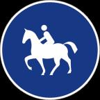 2317 - Steza za jezdece