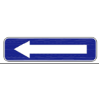 2407-2 - Enosmerna cesta