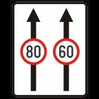 2409 - Omejitve in prepovedi na prometnem pasu