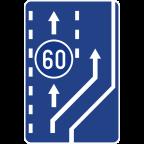 2410 - Prometni pas za počasna vozila