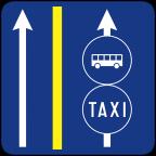 2411-2 - Prometni pas za vozila javnega prevoza potnikov