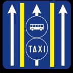 2411-6 - Prometni pas za vozila javnega prevoza potnikov