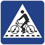 2430 - Samostojni prehod za kolesarje