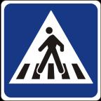 2431 - Prehod za pešce