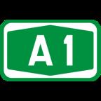 3216 - Številka avtoceste