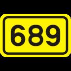 3218 - Številka ceste