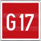 3219 - Številka kolesarske povezave