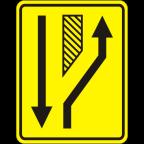 3306-1-R - Preusmeritev prometa na drugo cesto