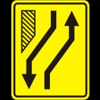 3306-2-R - Preusmeritev prometa na drugo cesto