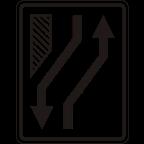 3306-2 - Preusmeritev prometa na drugo cesto