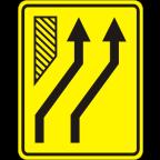 3306-R - Preusmeritev prometa na drugo cesto
