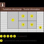 9301 - Turističnoinformativna tabla