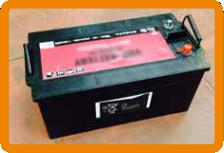 L15 - Akumulator za prenosni semafor