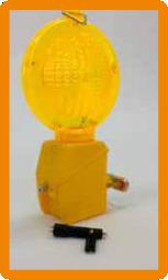 L8 - Luč utripalka (1 baterija)