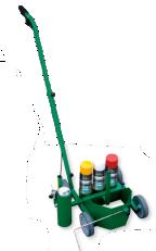 SP56 - Voziček za linijsko označevanje z dodatna kapaciteta
