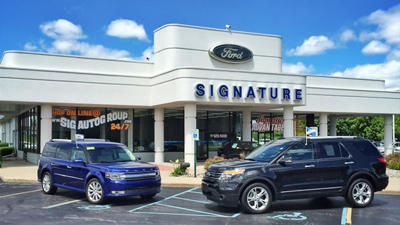 Signature Auto Group >> Signature Auto Group Owosso And Perry New And Used Ford