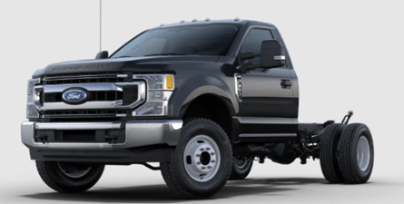F-350 DRW Chassis Cab