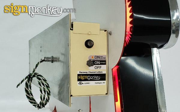 Raceway Power System