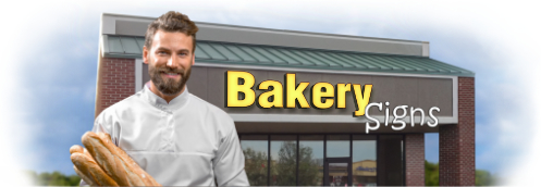 Buy Bakery Lit Signs | Shop, Price and Customize Bakery Signs | SignMonkey.com