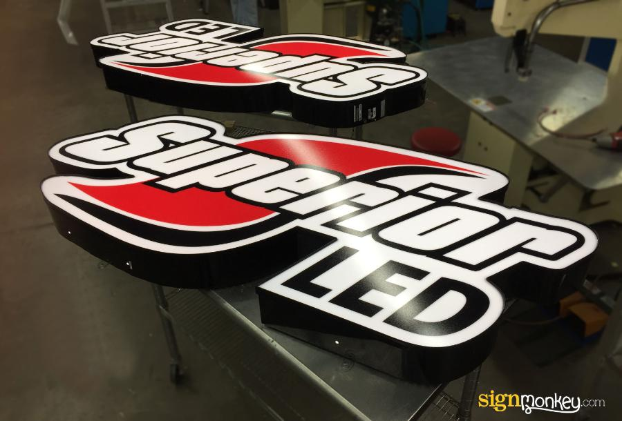 Self Contained Signs, Superior LED Signs, Lit Shape Signs, Cool Signs, Pretty Signs, Shape Signs, Signmonkey, Signmonkey Signs, Self Contained LED Signs, Company Signs, Cheap Signs, Wholesale Signs, Bright Signs, Lit Signs, Shaped Signs, Superior Signs