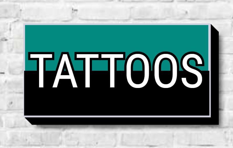 Sign Design #23391