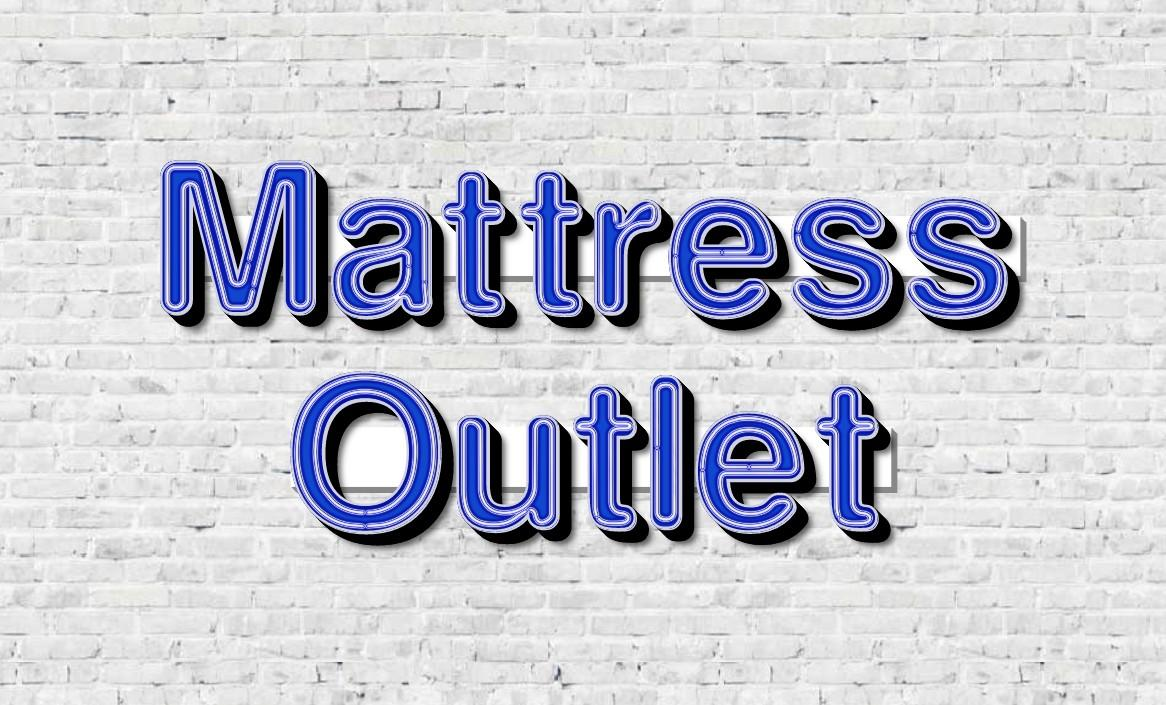 Buy Mattress Lit Signs | Shop, Price and Customize Mattress Signs