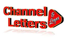 Direct Mount Channel Letters