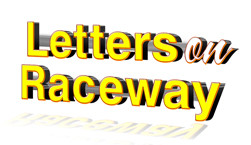 Raceway Channel Letters