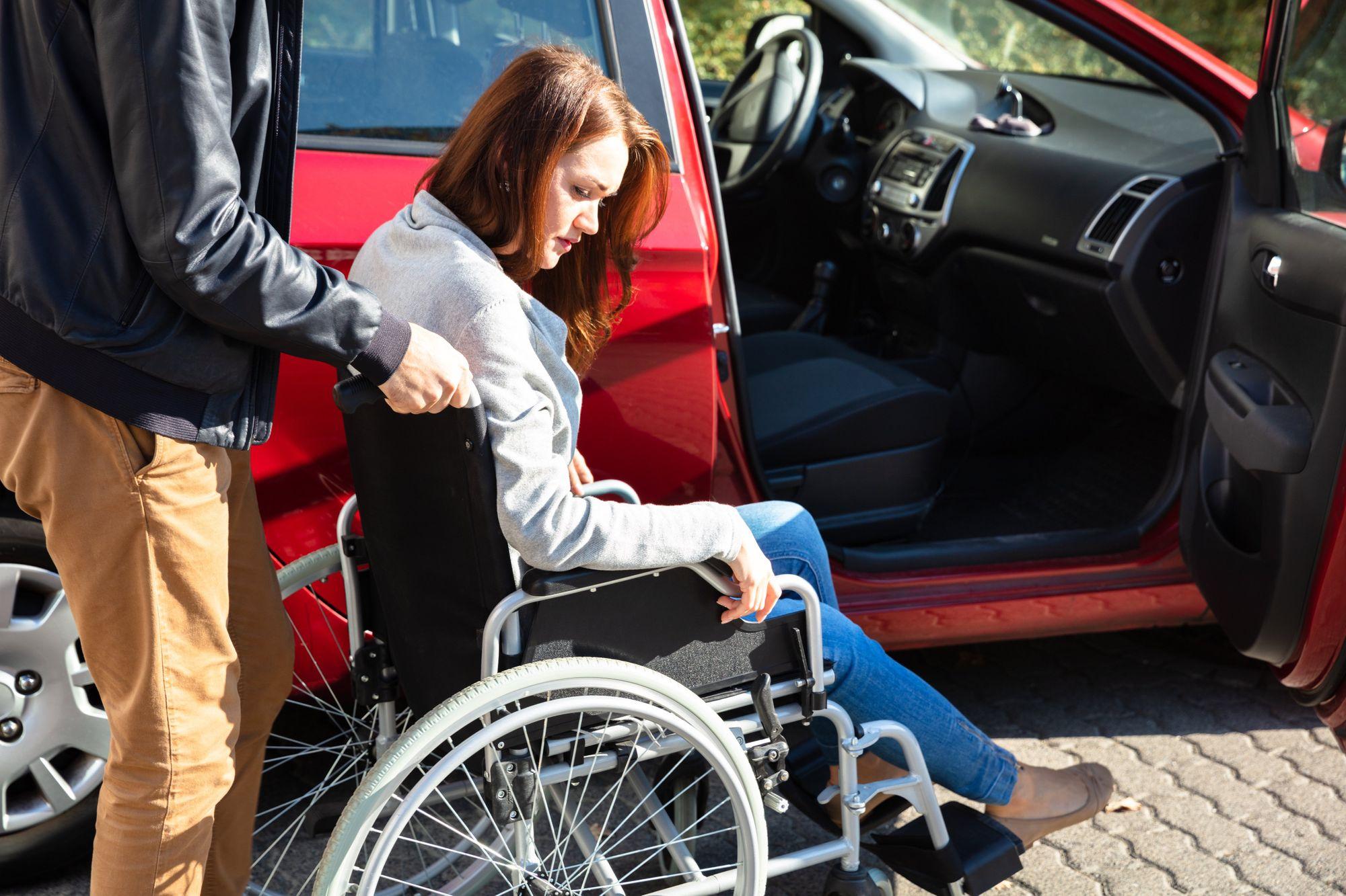 ¿Existe una cobertura de auto para personas discapacitadas?