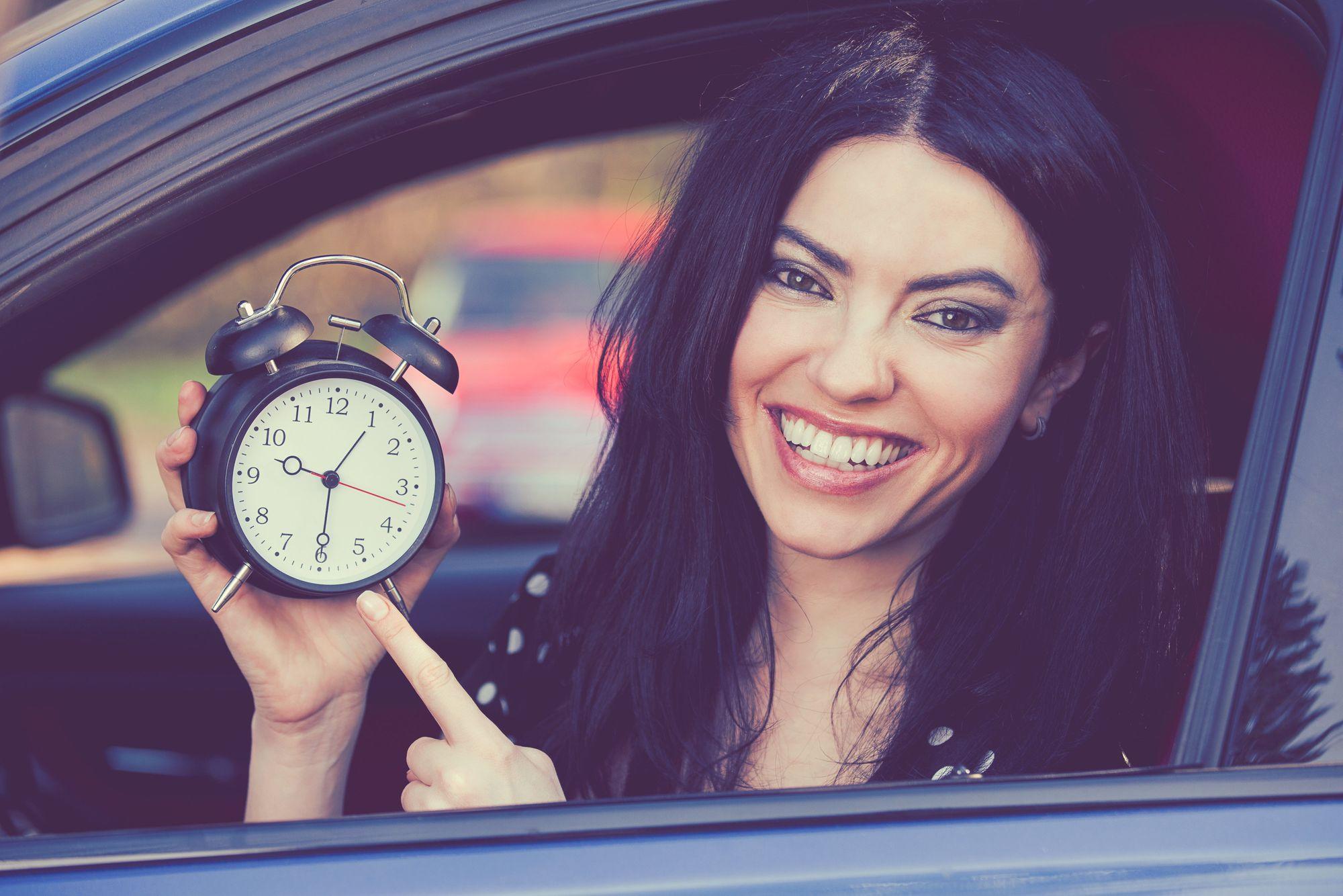 Aseguranza de automóvil temporal