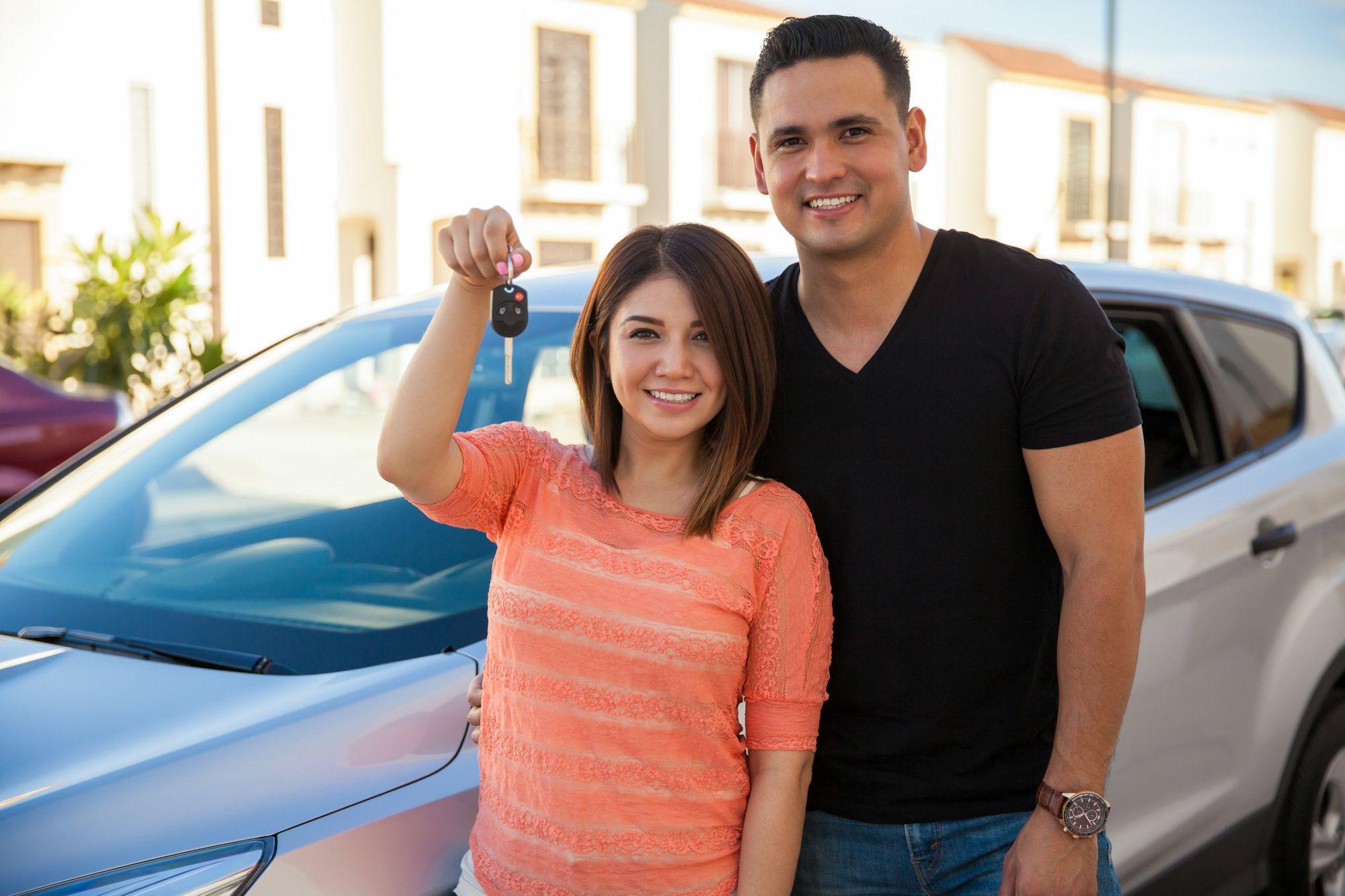 Cómo comprar un automóvil nuevo en Fort Worth Texas