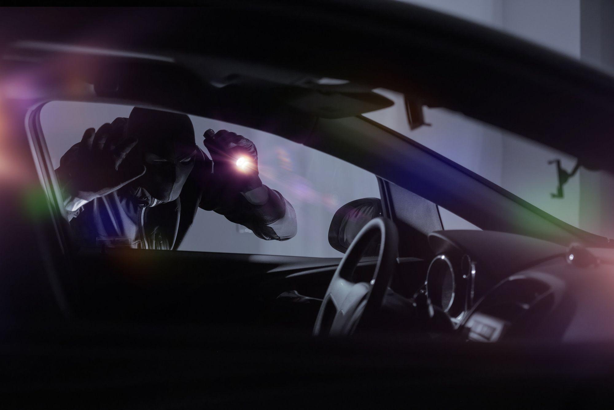 Como prevenir el robo de autos