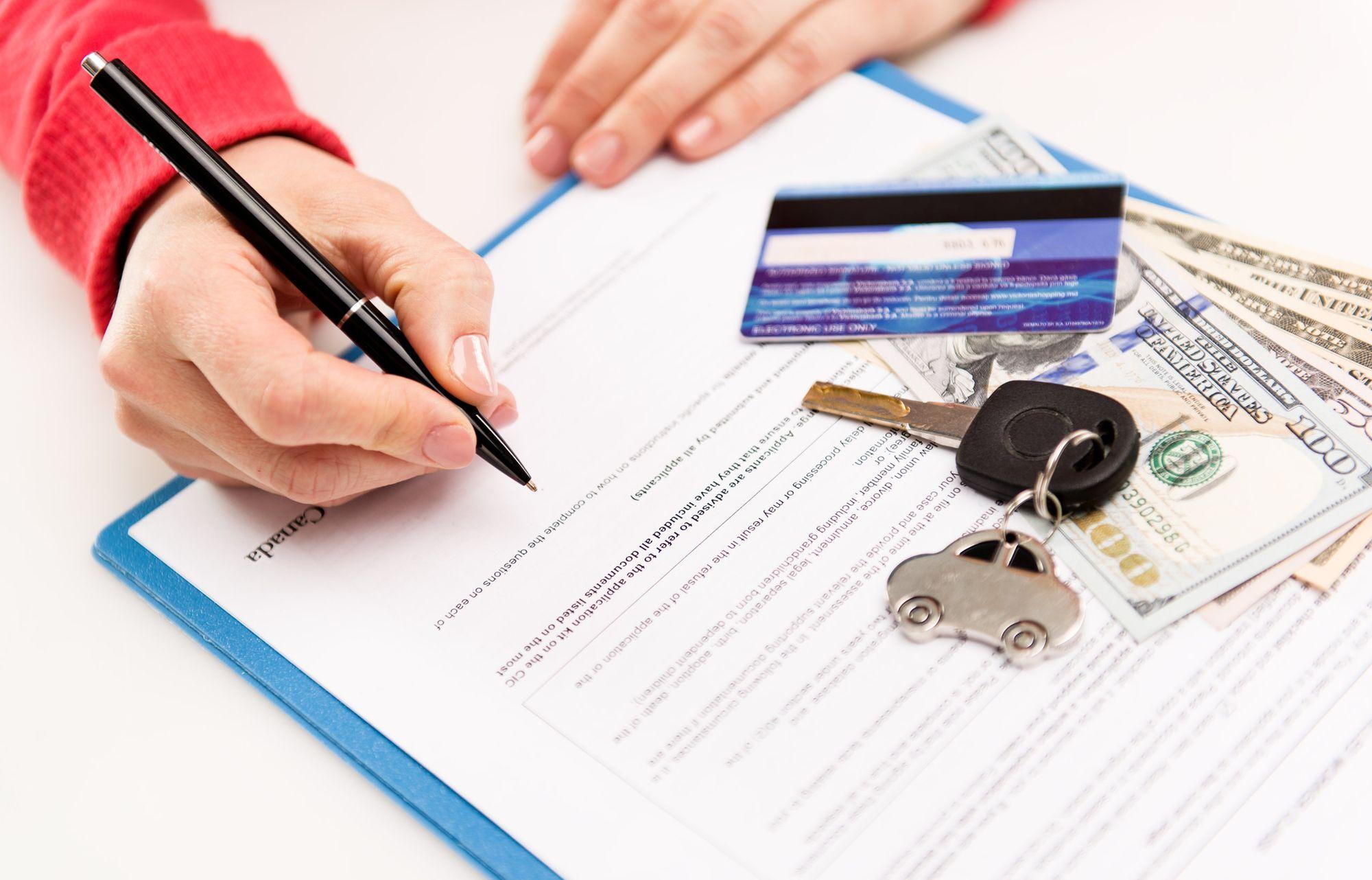 ¿Qué es un seguro de crédito para un préstamo de auto?