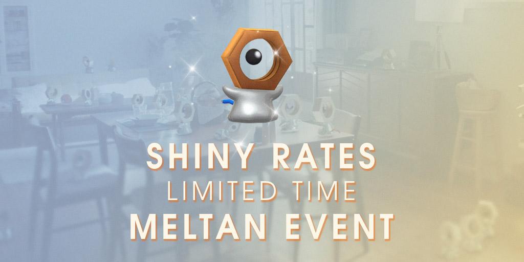 shiny meltan odds