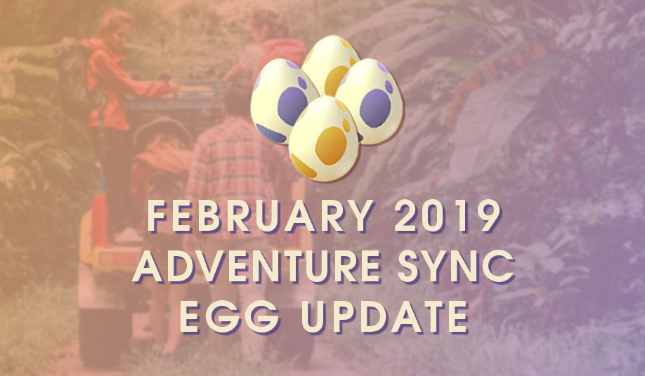 Adventure Sync Update: February Egg Changes - The Silph Road