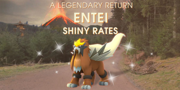 Legendary Raid Day: Entei Shiny Rate - The Silph Road
