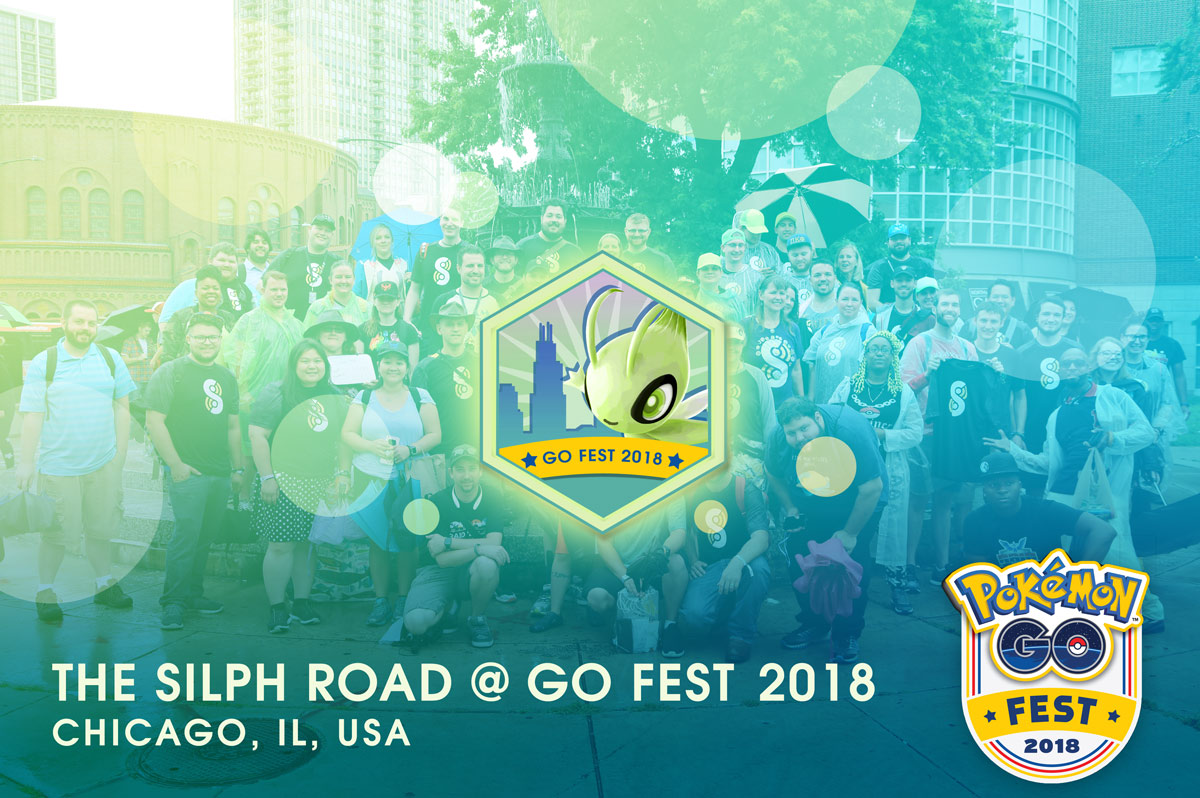 Stats And Highlights The Silph Road At Go Fest 2018 The