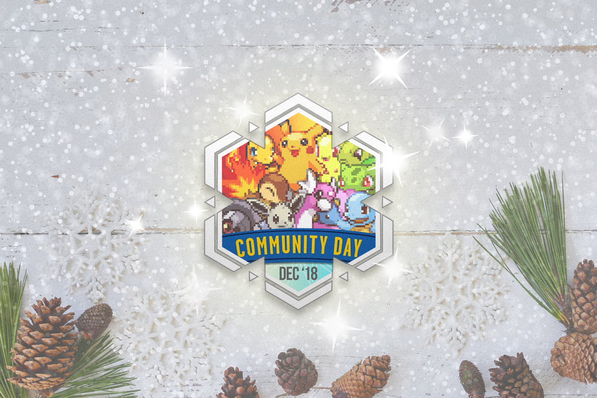 """Shiny Rates on December's """"Community Weekend"""" - The Silph Road"""