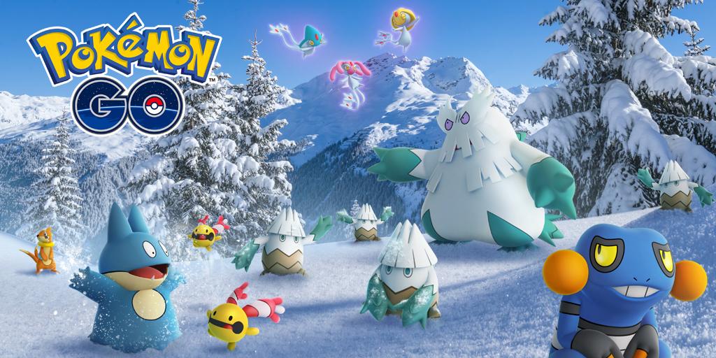 Holiday 2018 Event: New Pokemon, Shinies, & Bonuses! - The