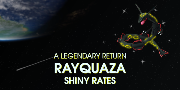 Shiny Rayquaza: Chasing the Black Dragon - The Silph Road