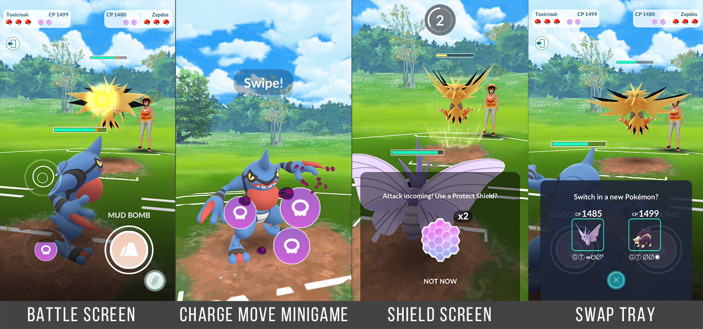 Pvp Essentials Vol 1 So You Want To Pvp The Silph Arena