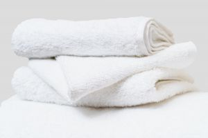 Classic Bath Sheet 620 Gsm White