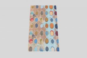 Colour Plus Printed Microfibre Beach Towel