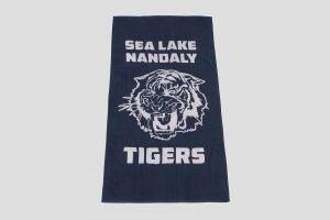 EL114 Elite Mega Towel printed