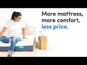 More mattress, less price