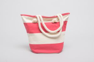 Havana Beach Bag Red