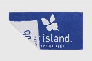 IW11 Jaquard Woven Towel