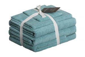 Sheraton Subway 5 piece towel set