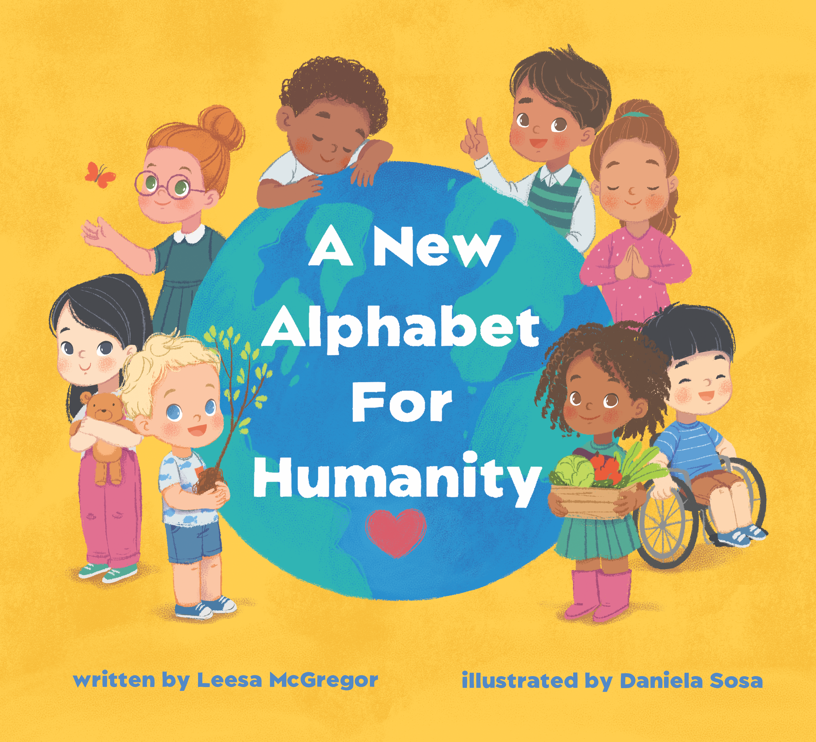 A New Alphabet For Humanity cover